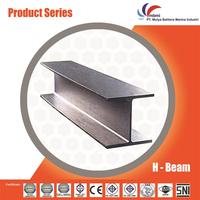 Structural Carbon Steel H Beam Size Profile H Iron Hoist Beam House Warehouse Workshop/SS400 A36 Q3458 Hot