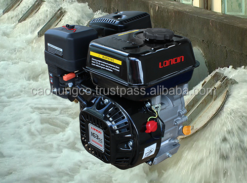 GASOLINE ENGINE LONCIN G160F 5.5HP