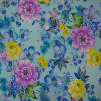 Customized Printed Georgette Fabric