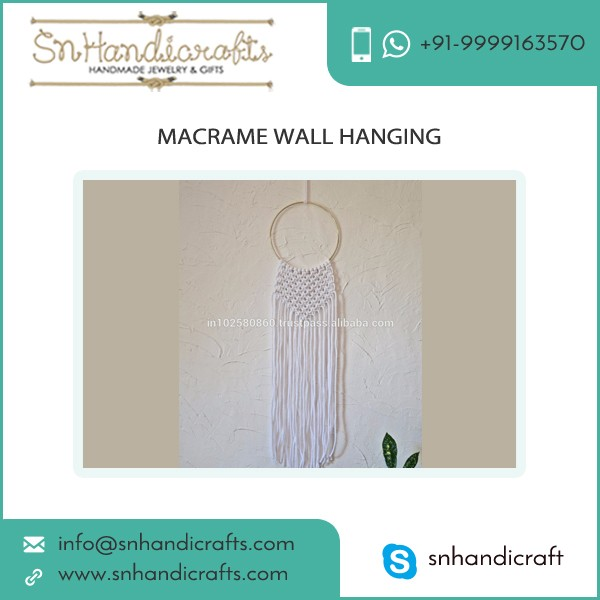 Wholesale Selling of Macrame Wall Hanging for Bulk Buyers