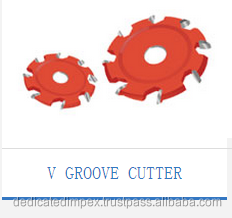 GROOVING CUTTERS V GROOVE CUTTER