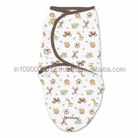 Smoothie touch Baby Swaddle Blanket