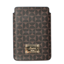 Wholesale new arrival fashion 3d image protective leathercase for ipad case