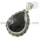 Fabulous handmade silver pendant smoky quartz gemstone jewelry 925 sterling silver pendants wholesale supplier