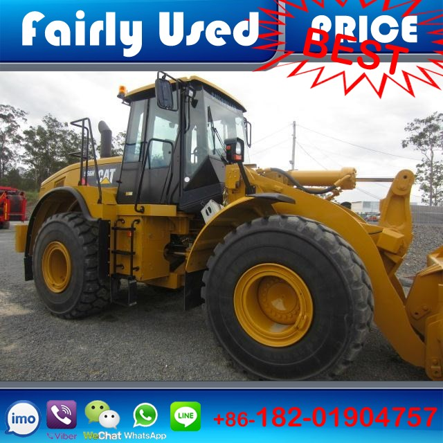 Fairly used CAT 966H wheel loader,Caterpillar 966H wheel loader