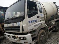 Mercedes 4m3-12m3 diagram of concrete cement mixer truck Low-cost sales