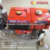 diesel engine and gasoline engine RV145-2 with radiator and lamp