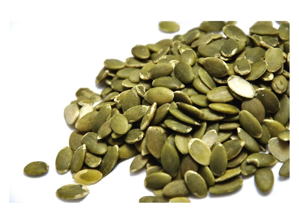 Naked pumpkin seeds