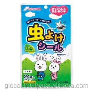 Japan Insect Repellent Seal 24 seals / Pack Wholesale