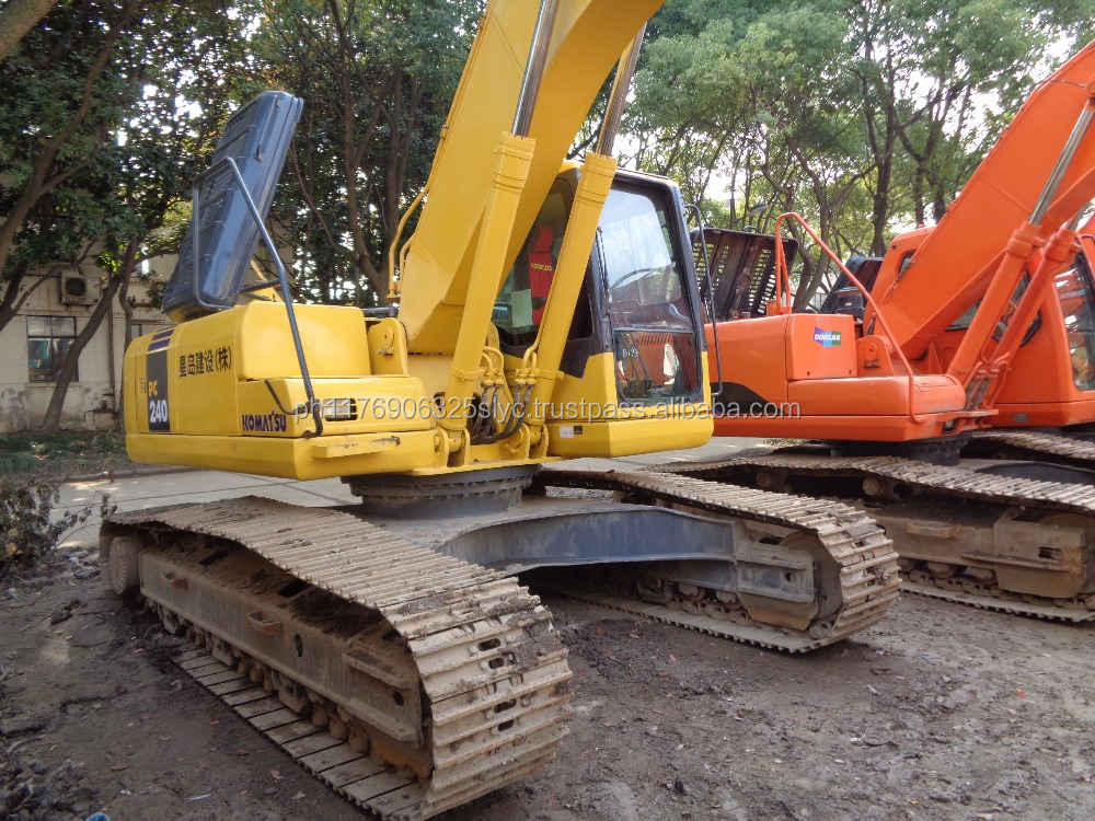 japanese used excavator for sale,excavator bucket,used/second hand Komatsu excavator PC240 pc240-8 pc240LC-8 pc240-7 pc240-6