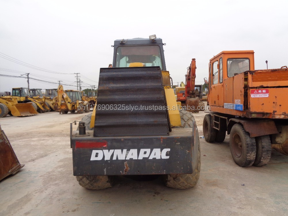 High Quality Dynapac CA35D Road Roller of Dynapac CA35D Road Roller Single Drum 10 Ton