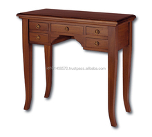 Luxury Mahogany Console Table Iro with 5 Drawer Hotel Furniture.