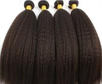 100% High Quality 6A Virgin Brazilian Straight Human Hair