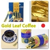 Gold Leaf Coffee Japanese high quality premium luxury present male 50th birthday gift ideas high-value