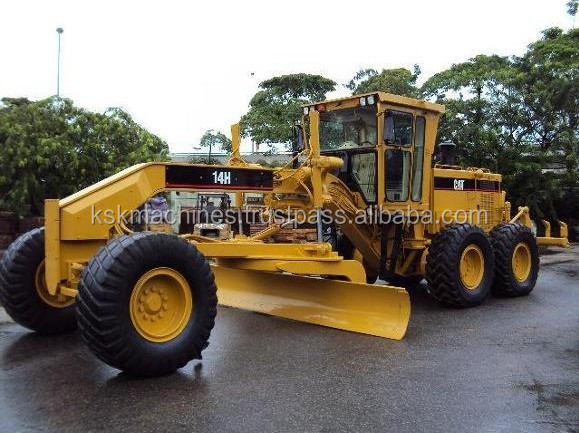 14H 14g 140h 140k 140G 12G 12H usa grader used motor grader caterpillar 140H 140K 14K 14M japan grader for sale