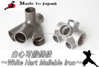 Weld-able industrial cast iron ship spare parts made with JIS standard