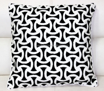 Cotton Cushion Cover - 50 Cm. Sq.