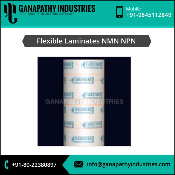 Good Resistance Superior Finish Flexible Laminate Sheet NMN/NPN Types