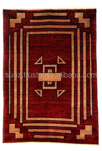 Patchwork carpets , 100% Silk Hand Tufted Carpets and Rugs Modern Design Handmade Carpet , Luxury floor carpet