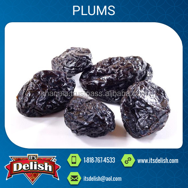 Dried and Frozen Plums Available at Nominal Price