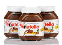 Nutela Hazelnut Spread With Cocoa