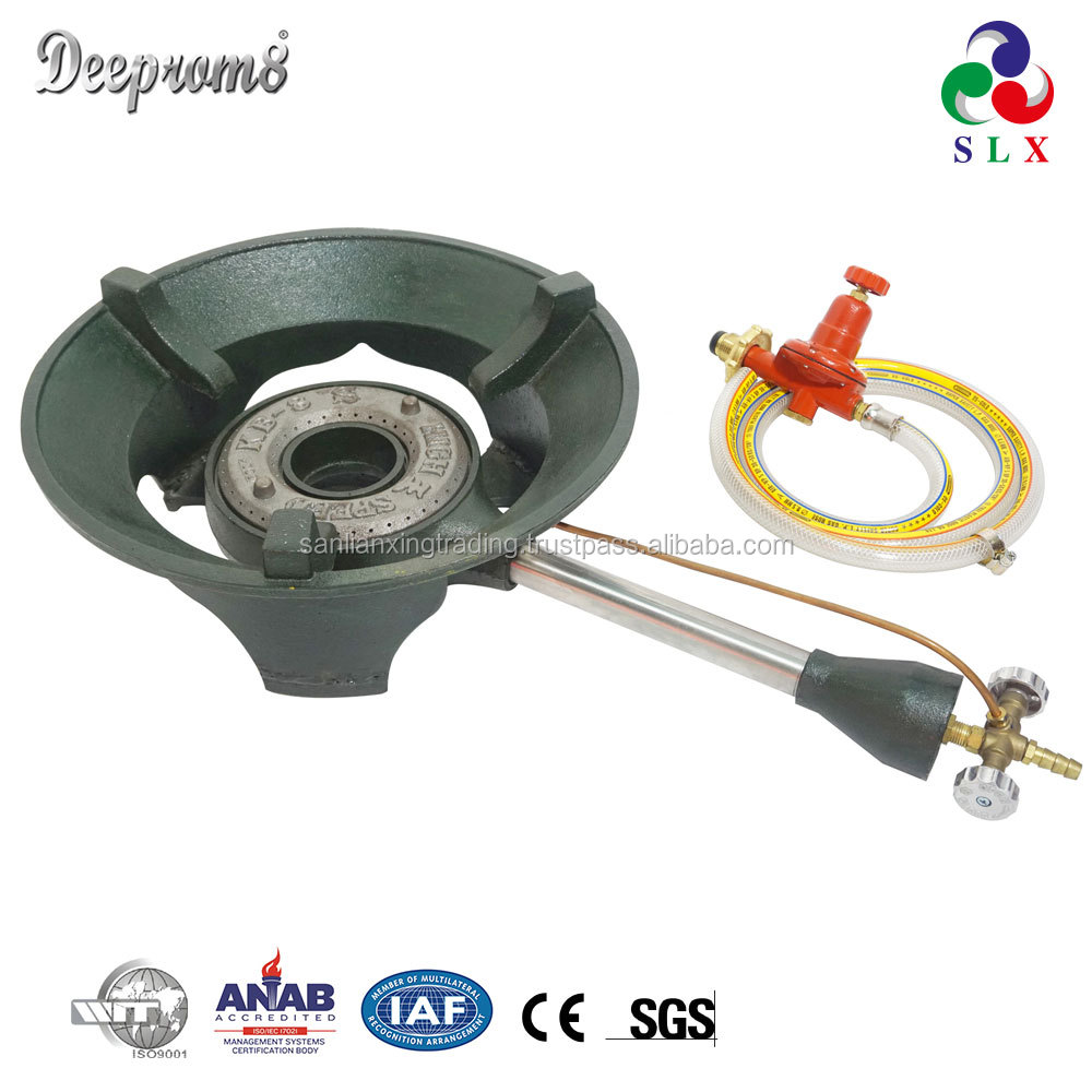 Cast iron high pressure gas stove DP-KB-8 Hang