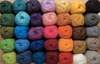 Colourful Cashmere Blend Yarns