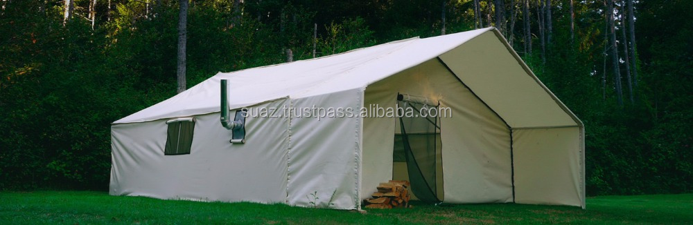 Tarpaulin , Community Tents , White Tents , Khaki Color Tents