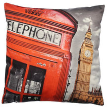 Custom Pillow Digital Print 100% digital print cushion cover - Made in TURKEY