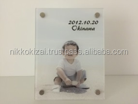 Very good visual and beautiful made in japan plastic fancy products for photo picture frame, your original design abailable