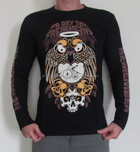 Owl Special Design Limited Model Latest Long Sleeve T Shirt