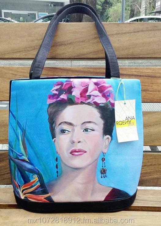 Women Mexican Artesanal HandBags Ana Requena Mexican Designer