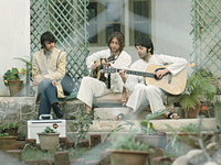 Perfect Harmony - 1968 - The Beatles in India - Fine Art Photographic Print