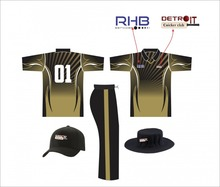CUSTOM DESIGNS CRICKET UNIFORM