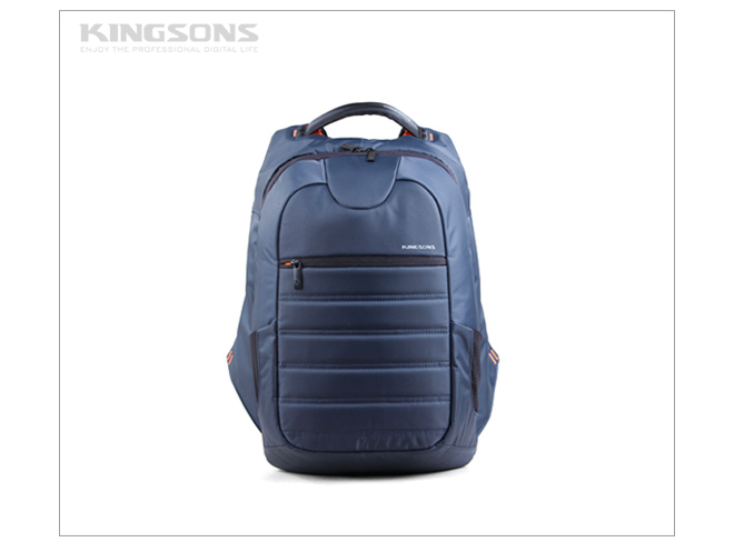Waterproof Nylon Hiking 15.6 inch laptop bagpack with trolley sleeve