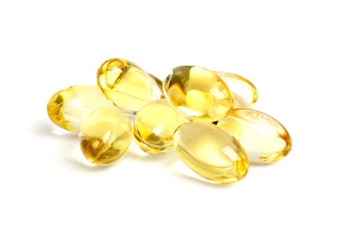 GMPc Premium Quality ( 8060 EE ) Softgels OMEGA FISH OIL