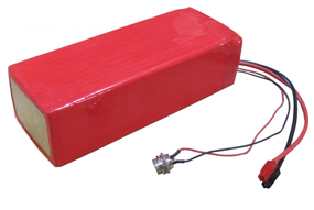 48V 20AH Lithium Ion Battery For Efficycles