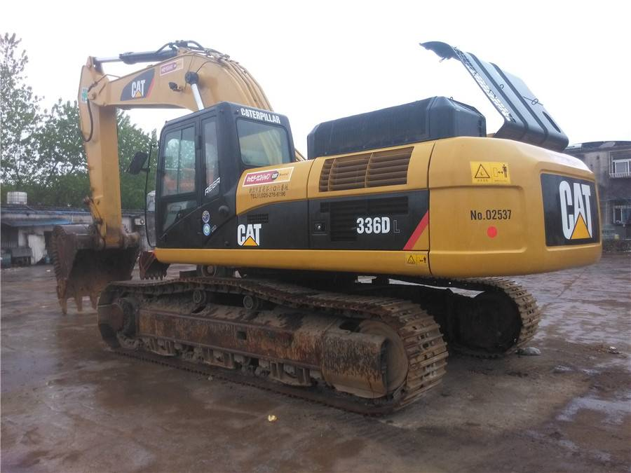 caterpillar 330 D EXCAVATOR USED FOR SALE CAT 330D