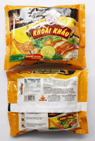 Instant noodles roasted chicken best seller in Viet Nam 65gr x 30 packets