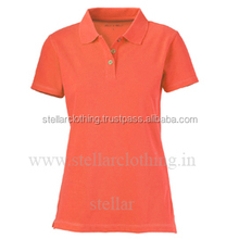 Fine 100% Cotton Polo T-shirts