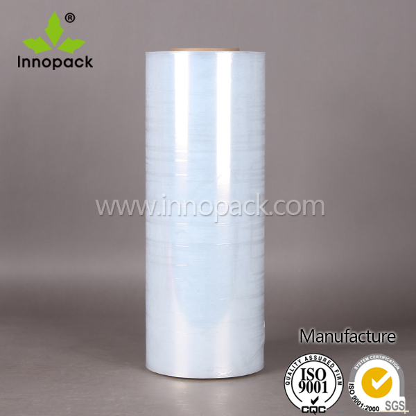 clear UV protection hand and machine grade cast lldpe stretch film