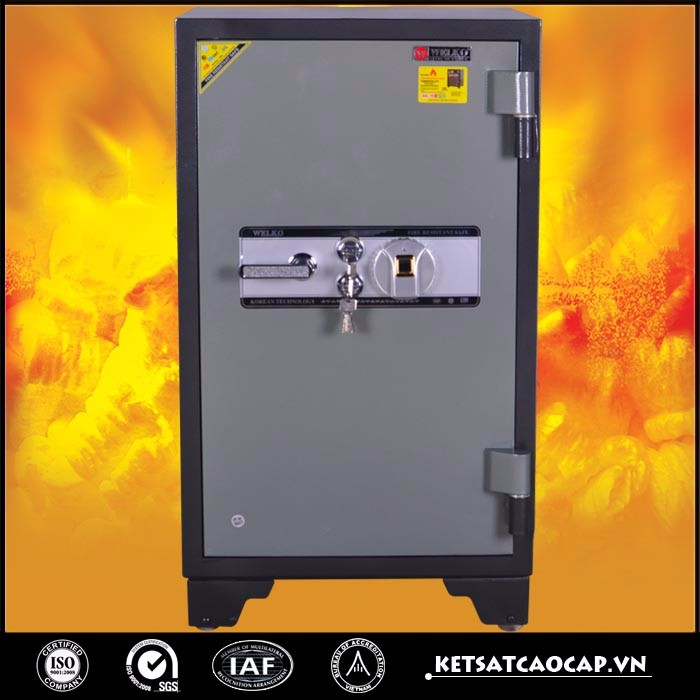 Electronic fingerprint digital hotel safe deposit antique safes for sale - KCC 200 F