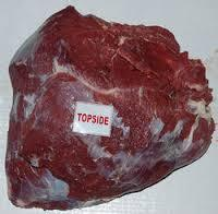 Frozen Buffalo Rump Steak Meat /Beef All Natural Beef FLANK STEAK, TOP SIRLOIN,