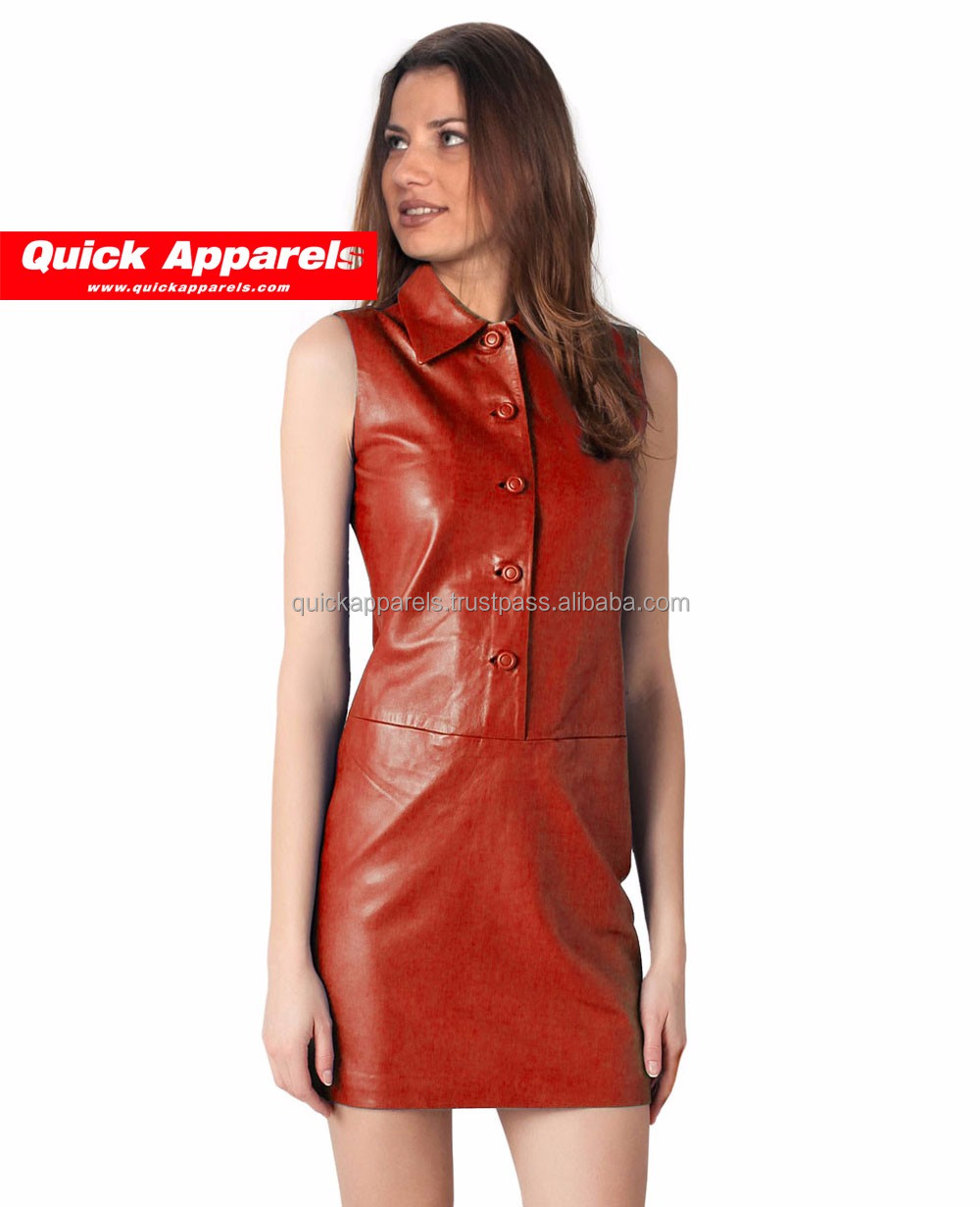 Queen van leather lace fashion women dress,Custom design elegant bodycon dress fuchsia lace party evening dress faux leather