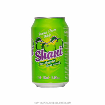 Shani Apple Carbonated Drink - Non Alcoholic