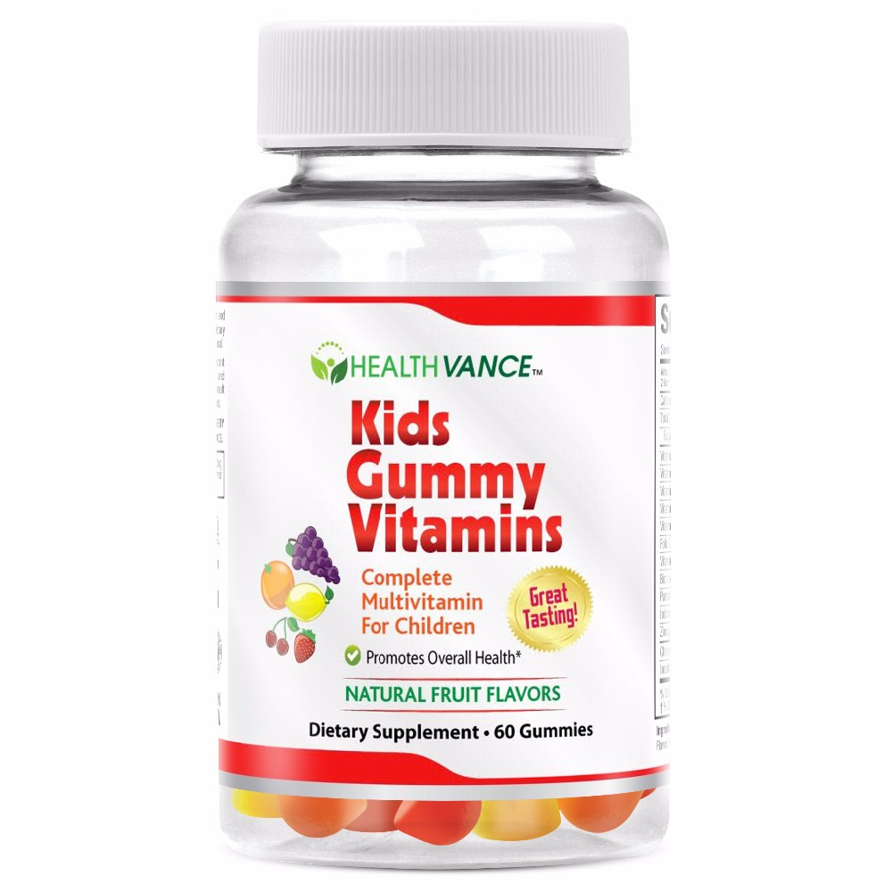Vegan vitamin Gummies