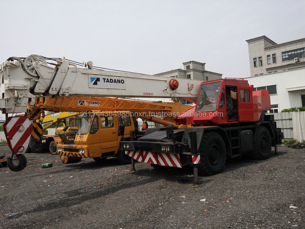 TADANO 160 ton 16ton crane exercise bike 2016 hot sell