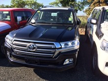 2017 RHD Toyota Land Cruiser VX 4.5 lt Diesel AT