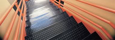 Durable Stair Tread Rubber