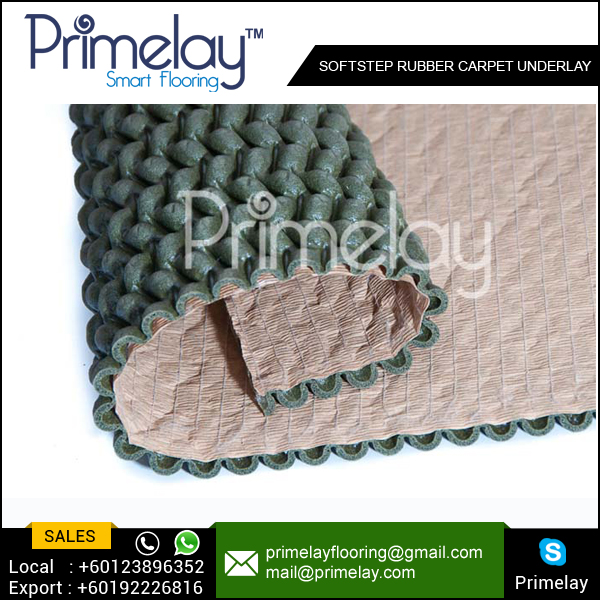 High Quality and Durable Soundproof Underlay at Best Price